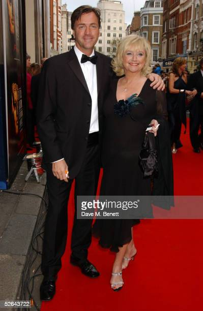 TV personalities Richard Madeley and wife Judy Finnigan arrive at The Pioneer British Academy Television Awards ceremony at the Theatre Royal on...