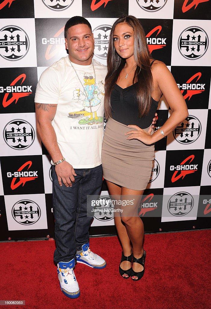 G-Shock 30th Anniversary Kick Off Event : News Photo