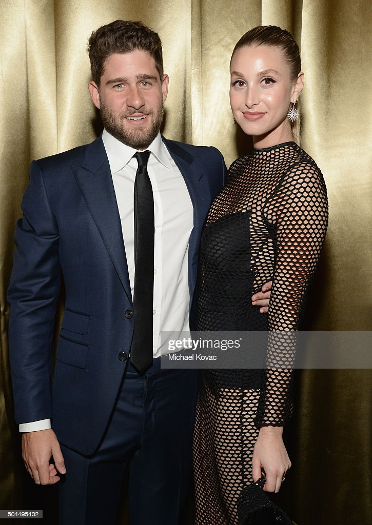 Moet & Chandon At The Weinstein Company's 2016 Golden Globe Awards After Party