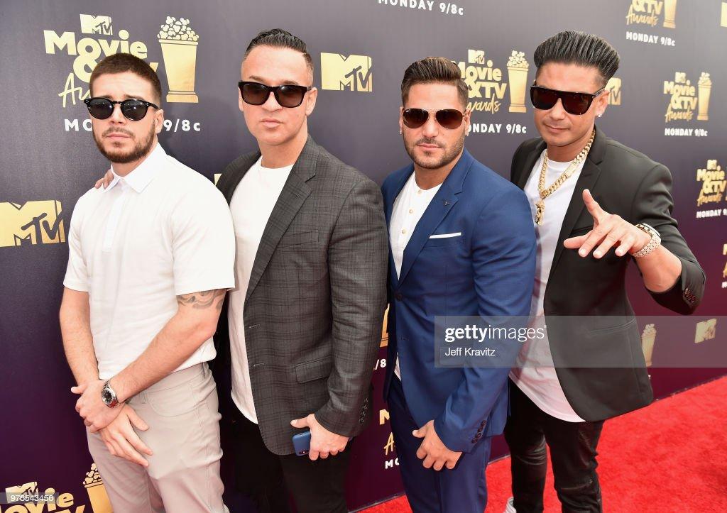 Best of 2018 MTV Awards Red Carpet