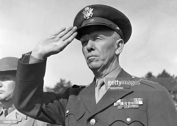 1942 General George Marshall American Chief of Staff 19391945