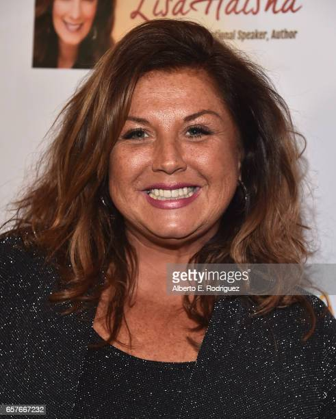 TV personality Abby Lee Miller attends the 3rd Annual Whispers From Children's Heats Foundation Legacy Charity Gala at Casa Del Mar on March 24 2017...