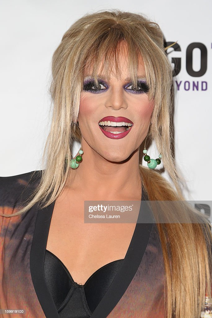 TV personality / actor Willam Belli arrives at 'Rupaul's Drag Race' season 5 premiere party at The Abbey on January 22, 2013 in West Hollywood, California.