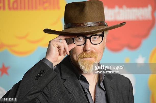TV personality Adam Savage attends Entertainment Weekly's Annual ComicCon Celebration at Float at Hard Rock Hotel San Diego on July 20 2013 in San...