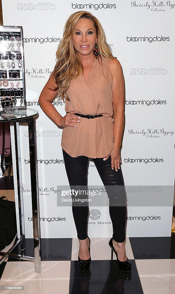 Adrienne Maloof Jewelry Launch Event
