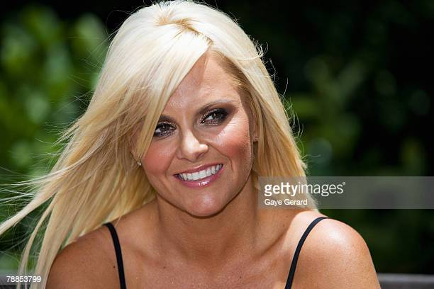 TV personality Ajay Rochester during a photo shoot at Terrey Hills on January 4 2008 in Sydney Australia Also an author poet and standup comedian AJ...
