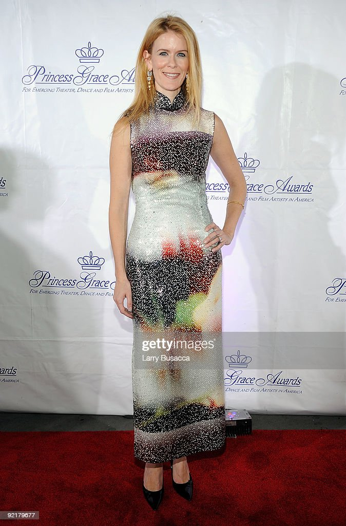 TV personality Alex McCord attends the 2009 Princess Grace Awards Gala at Cipriani 42nd Street on October 21, 2009 in New York City.