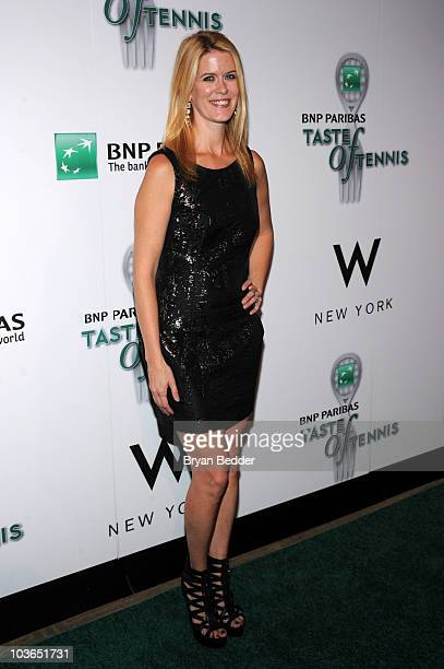 TV personality Alex McCord attends the 2010 Taste of Tennis at the W New York on August 26 2010 in New York City