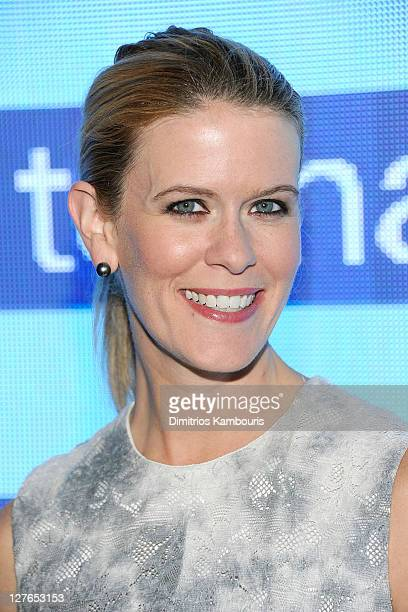 TV personality Alex McCord attends the 8th annual Jeffrey Fashion Cares on the Intrepid Aircraft Carrier on March 28 2011 in New York City