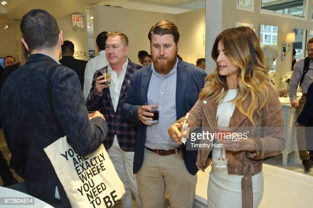 HGTV personality Alison Victoria attends Kohler Celebrates Design Trends with Alison Victoria on June 12 2018 in Chicago Illinois