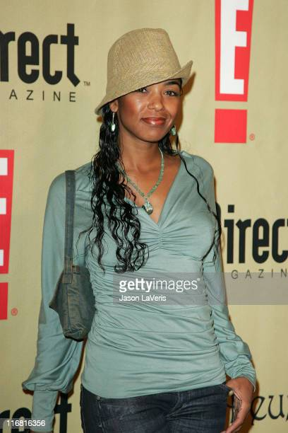 TV Personality Ananda Lewis at the LA Direct Magazine Holiday Party at Le Deux Nightclub in Hollywood California on December 13 2007