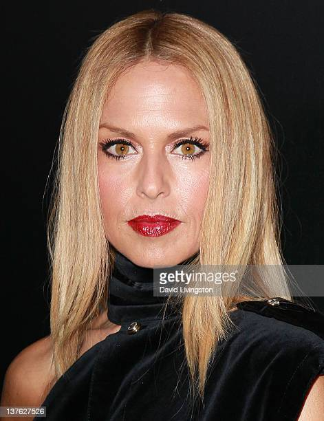 TV personality and event honoree Rachel Zoe attends the LA Gay Lesbian Center's 'An Evening' benefiting homeless youth services at Sunset Tower on...