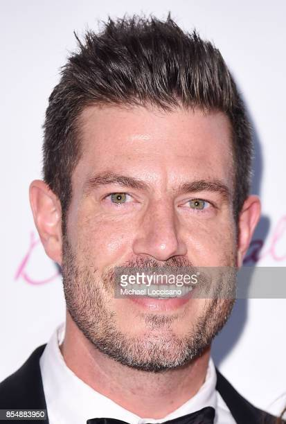 TV personality and former professional football player Jesse Palmer attends the 2017 DreamBall To Benefit Look Good Feel Better at Cipriani 42nd...