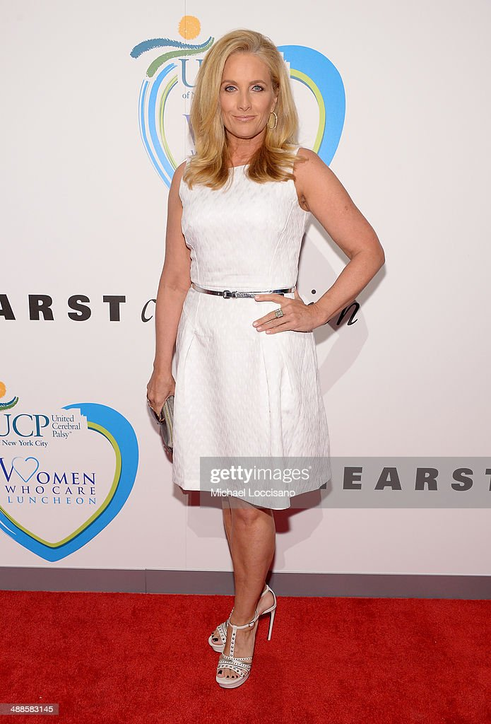 TV personality and presenter Alex Witt attends the 13th annual Women Who Care event benefiting United Cerebral Palsy of New York City at Cipriani 42nd Street on May 7, 2014 in New York City.