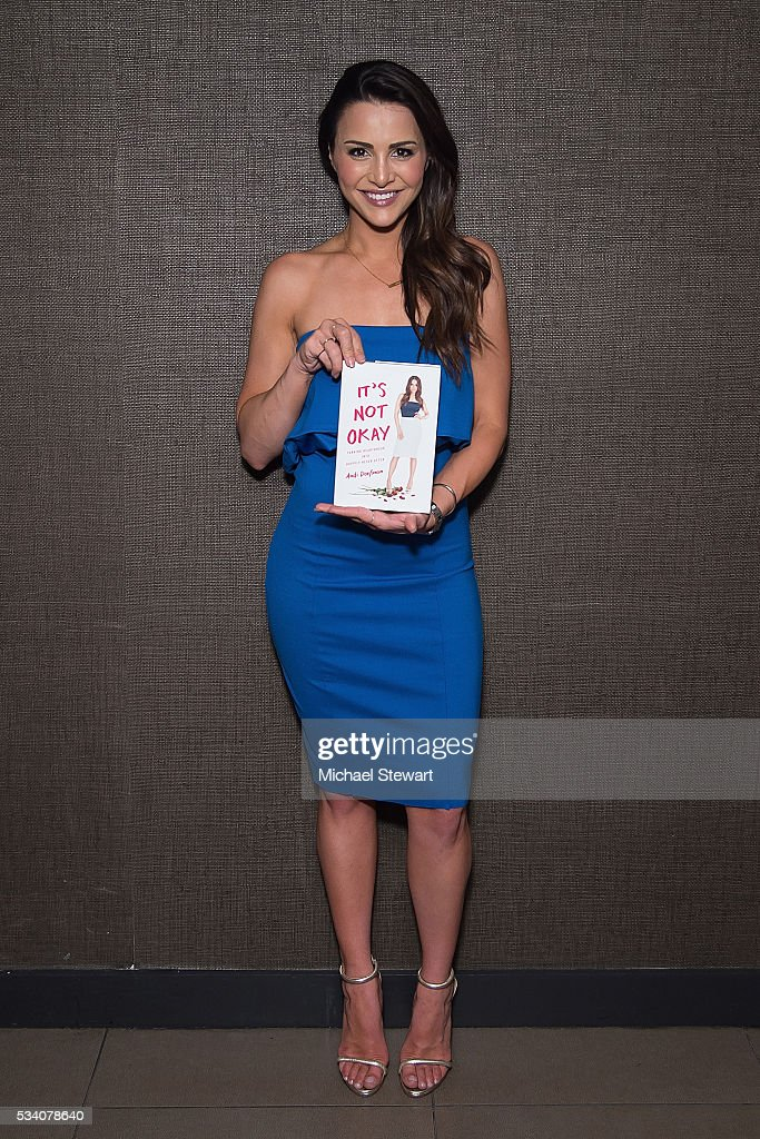 "Andi Dorfman ""It's Not Okay"" Book Release Party"