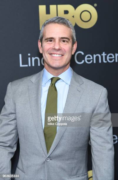 TV personality Andy Cohen attends Lincoln Center's American Songbook Gala at Alice Tully Hall on May 29 2018 in New York City
