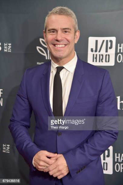 TV personality Andy Cohen attends Sean Penn Friends HAITI TAKES ROOT A Benefit Dinner Auction to Reforest Rebuild Haiti to Support J/P Haitian Relief...