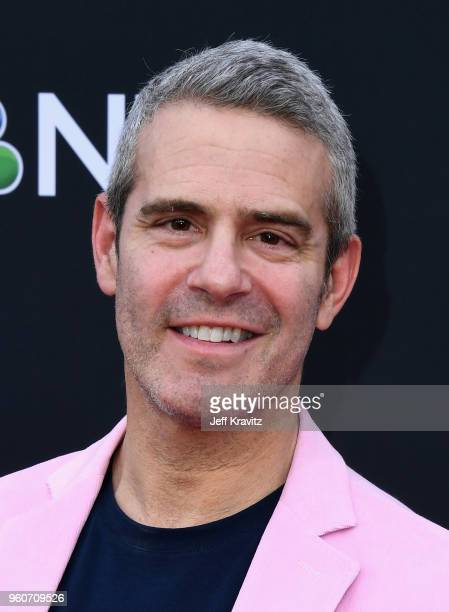 Personality Andy Cohen attends the 2018 Billboard Music Awards at MGM Grand Garden Arena on May 20, 2018 in Las Vegas, Nevada.