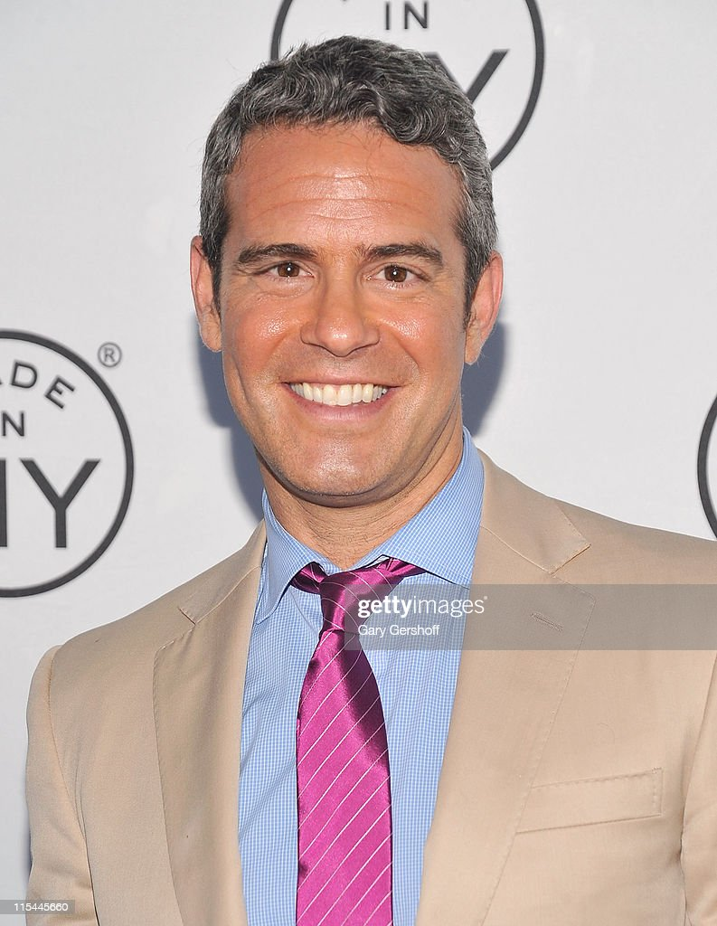 TV personality Andy Cohen attends the 6th annual Made In NY awards at Gracie Mansion on June 6, 2011 in New York City.