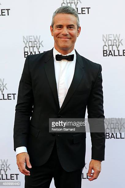 TV personality Andy Cohen attends the New York City Ballet 2014 Fall Gala at David H Koch Theater at Lincoln Center on September 23 2014 in New York...
