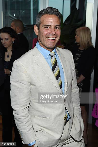 TV personality Andy Cohen attends TIME Inc's 'PEOPLE' Toasts Book Expo 2014 at the Press Lounge at Ink 48 Hotel on May 29 2014 in New York City