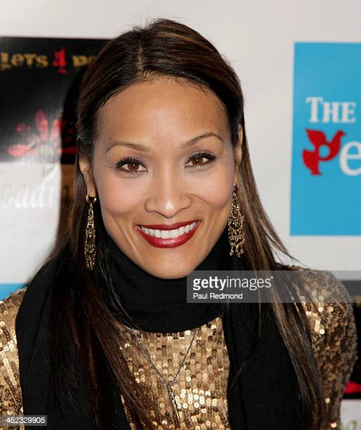 TV personality Angela Rockwood of Push Girls attends Reloading Life The Art Of Peace Anti Gun Violence awards event at SupperClub Los Angeles on...