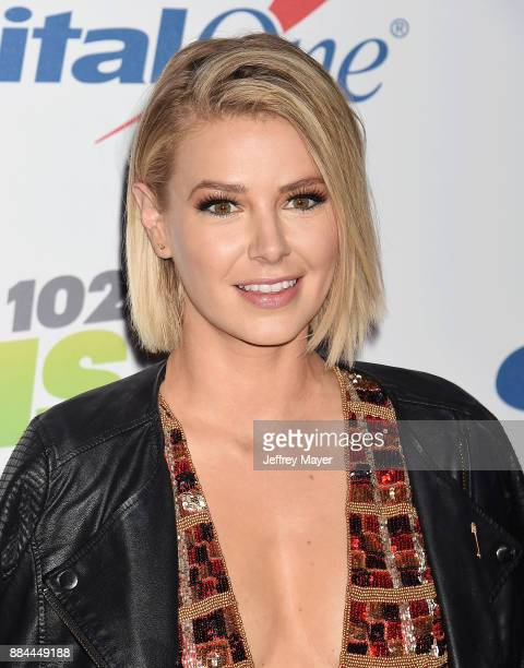 TV personality Ariana Madix arrives at 1027 KIIS FM's Jingle Ball 2017 at The Forum on December 1 2017 in Inglewood California