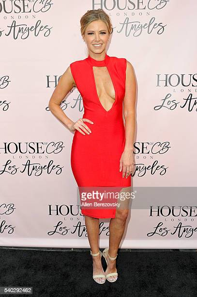 Personality Ariana Madix attends the House of CB Flagship Store Launch party at the House of CB on June 14 2016 in West Hollywood California