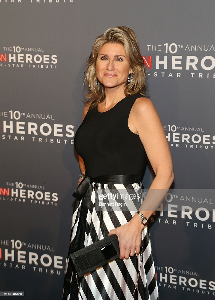 10th Anniversary CNN Heroes : News Photo