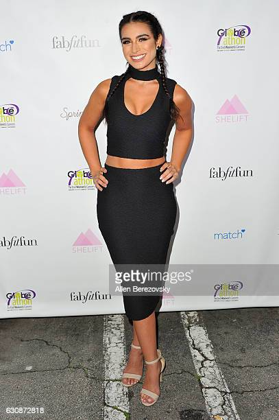 TV personality Ashley Iaconetti attends the premiere party for The Bachelor Charity at Sycamore Tavern on January 2 2017 in Los Angeles California