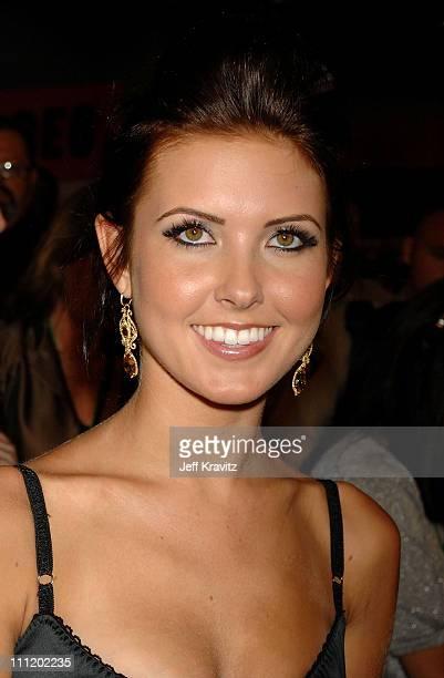 Personality Audrina Patridge arrives at the 2007 MTV Video Music Awards at the Palms Casino Resort on September 9, 2007 in LasVegas, Nevada.