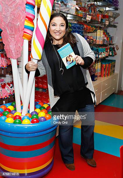TV personality/ author Jo Frost attends the 'Jo Frost's Toddler Rules Your 5Step Guide to Shaping Proper Behavior' Book Event at Dylan's Candy Bar on...