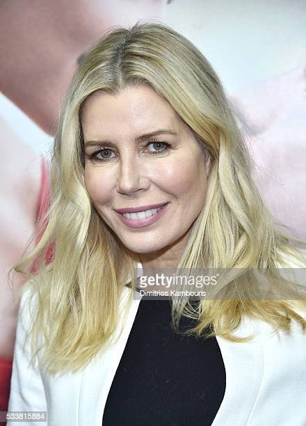 Personality Aviva Drescher attends 'Me Before You' World Premiere at AMC Loews Lincoln Square 13 theater on May 23 2016 in New York City