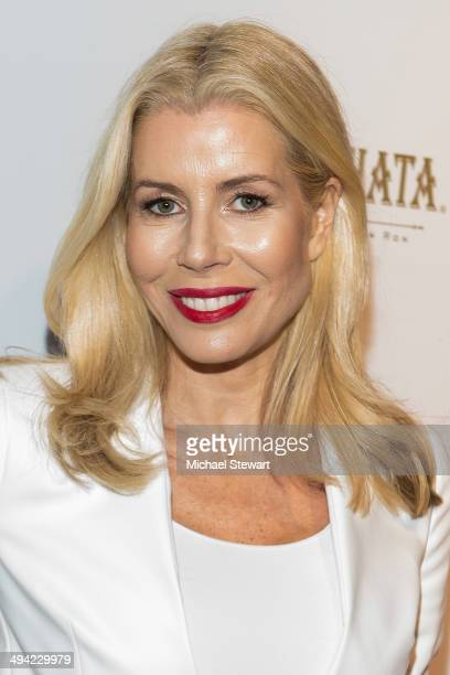 TV personality Aviva Drescher attends OK Magazine's 'So Sexy' NY party at Marquee on May 28 2014 in New York City