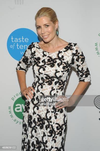 TV personality Aviva Drescher attends Taste Of Tennis Week Taste Of Tennis Gala at the W New York on August 21 2014 in New York City