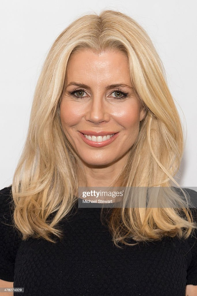 TV personality Aviva Drescher attends the 'The Real Housewives Of New York City' season six premiere party at Tokya on March 12, 2014 in New York City.