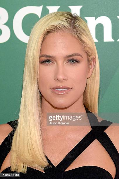 TV personality Barbie Blank attends the 2016 NBCUniversal Summer Press Day at Four Seasons Hotel Westlake Village on April 1 2016 in Westlake Village...