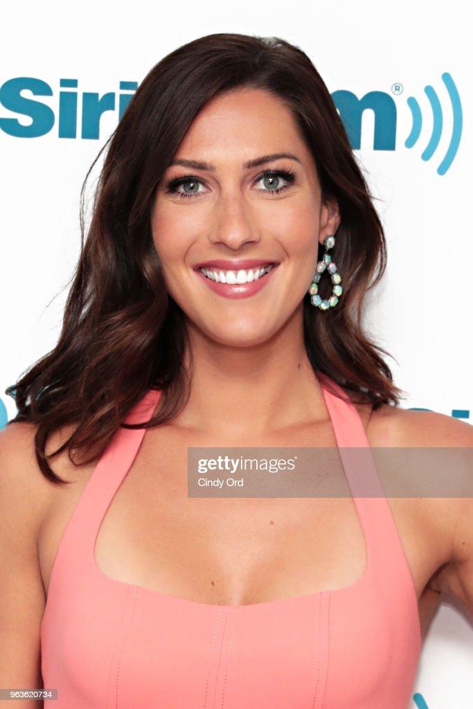 Celebrities Visit SiriusXM - May 29, 2018