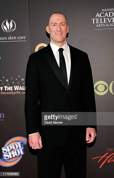 TV personality Ben Bailey arrives at the 38th Annual Daytime Entertainment Emmy Awards held at the Las Vegas Hilton on June 19 2011 in Las Vegas...