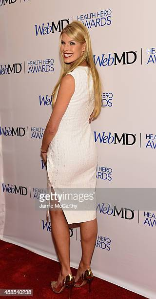 Personality Beth Stern arrives at the 2014 Health Hero Awards hosted by WebMD at Times Center on November 6 2014 in New York City