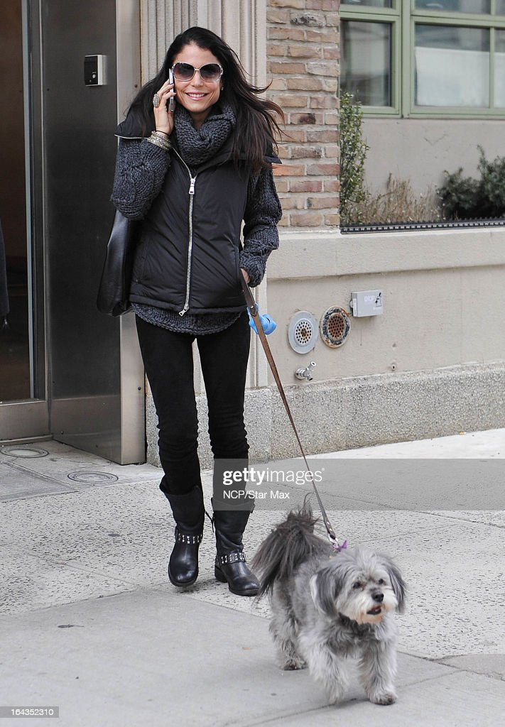 TV personality Bethenny Frankel as seen on March 22, 2013 in New York City.