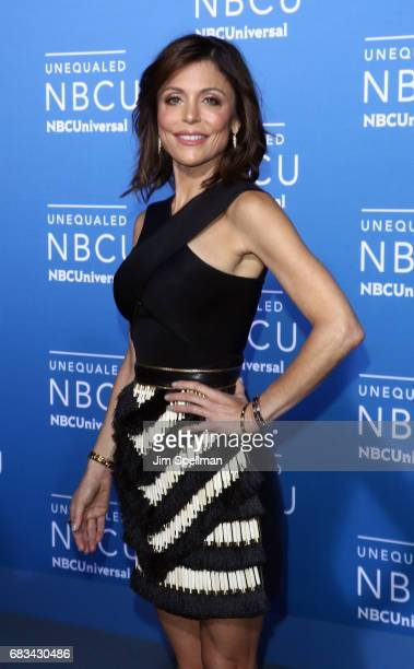 TV personality Bethenny Frankel attends the 2017 NBCUniversal Upfront at Radio City Music Hall on May 15 2017 in New York City