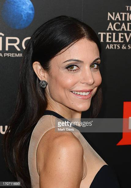 TV personality Bethenny Frankel attends The 40th Annual Daytime Emmy Awards at The Beverly Hilton Hotel on June 16 2013 in Beverly Hills California