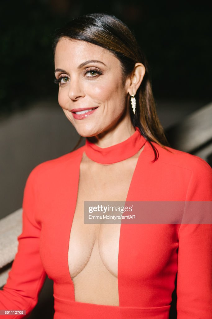 TV personality Bethenny Frankel poses for a portrait at Ron Burkle's Green Acres Estate on October 13, 2017 in Beverly Hills, California