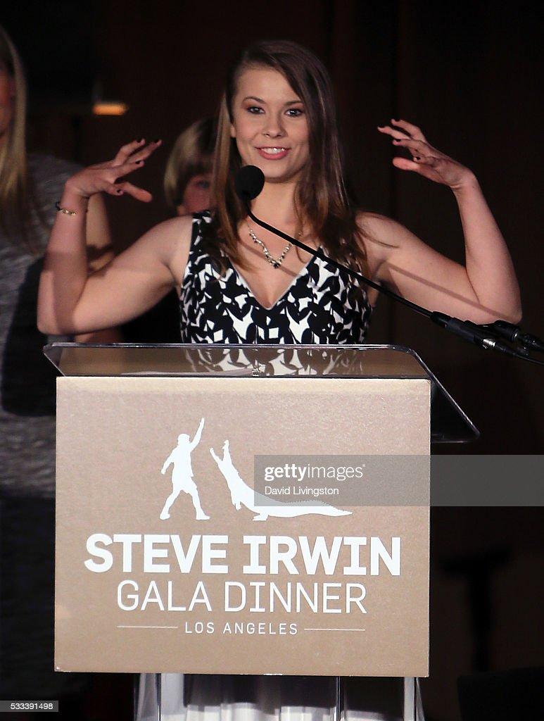 Steve Irwin Gala Dinner - Inside