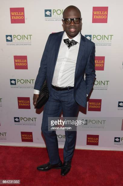 TV personality Bob the Drag Queen attends the Point Honors Gala at The Plaza Hotel on April 3 2017 in New York City