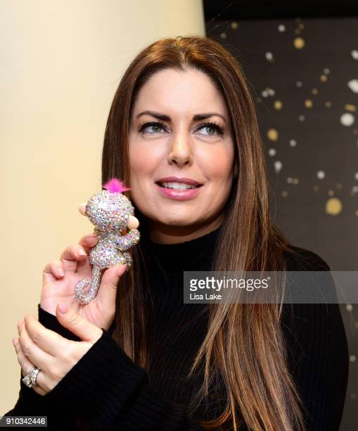 Personality Bobbie Thomas attends the GRAMMY Gift Lounge during the 60th Annual GRAMMY Awards at Madison Square Garden on January 25, 2018 in New...