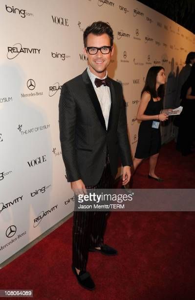 Personality Brad Goreski arrives at the 2011 Art Of Elysium 'Heaven' Gala held at the California Science Center on January 15 2011 in Los Angeles...