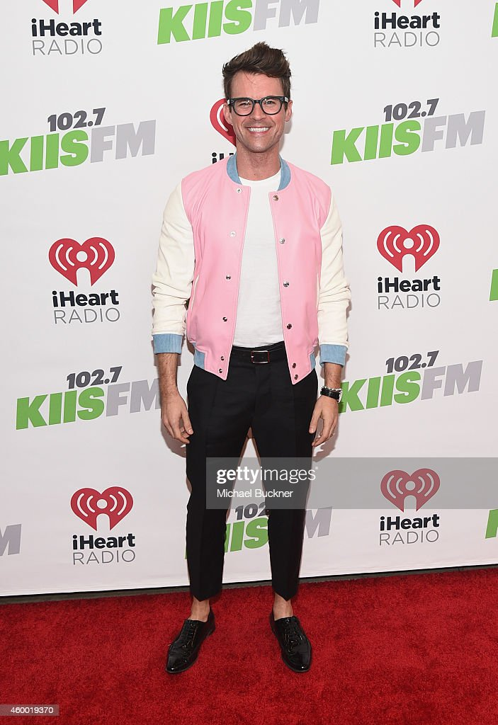 KIIS FM's Jingle Ball 2014  Powered by LINE  - Backstage