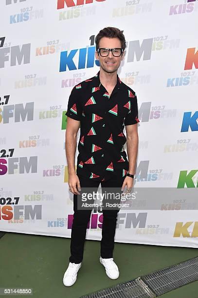 TV personality Brad Goreski attends KIIS FM's Wango Tango 2016 at StubHub Center on May 14 2016 in Carson California